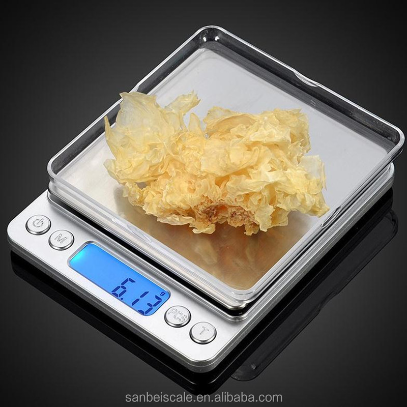 0.01g Electronic Weighing Scale Kitchen Scale Digital Weight Food Scale