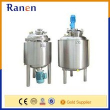 Large Capacity Stainless Steel Chemical oil storage tank
