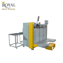Double Servo High-Speed corrugated cardboard hand stitcher