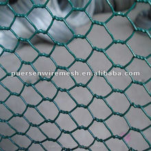 cheap PVC Coated Hexagonal wire netting (factory,manufacturer)
