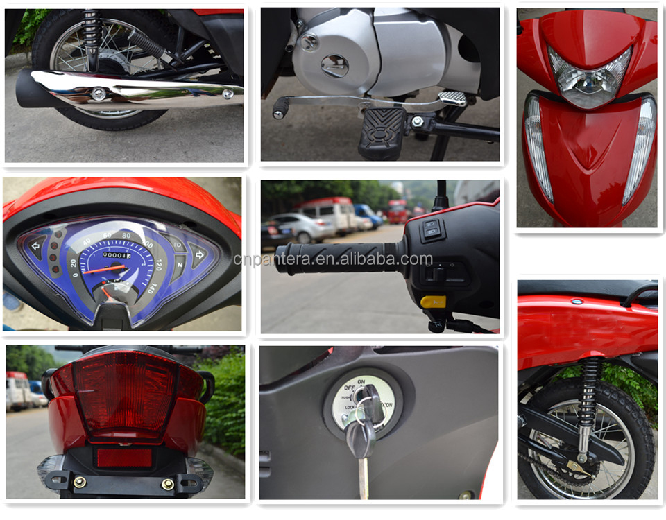 Hot Well Configuration Cheap Price Factory Motorcycle