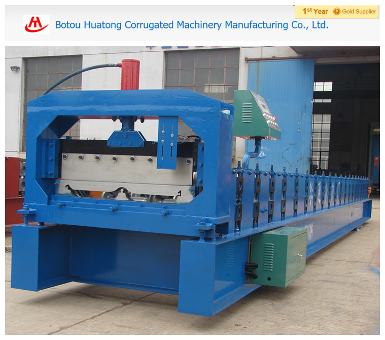 788-JCH metal roof tle roll forming machine