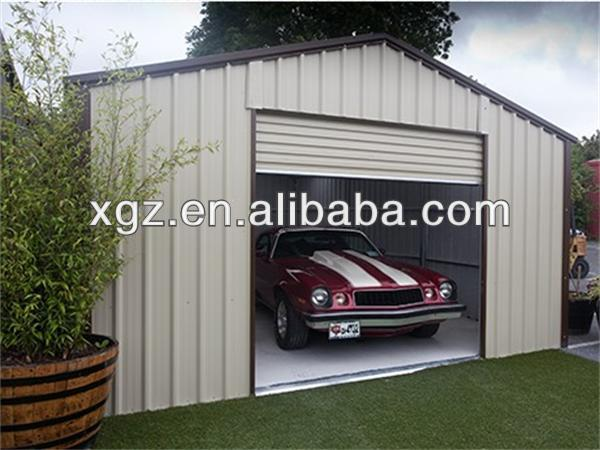 Car shed/Metal garden made in china