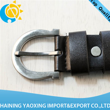 Cheap business leather belts odm manufacturer