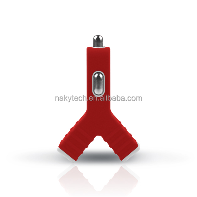 Promotional Micro USB car Charger in china