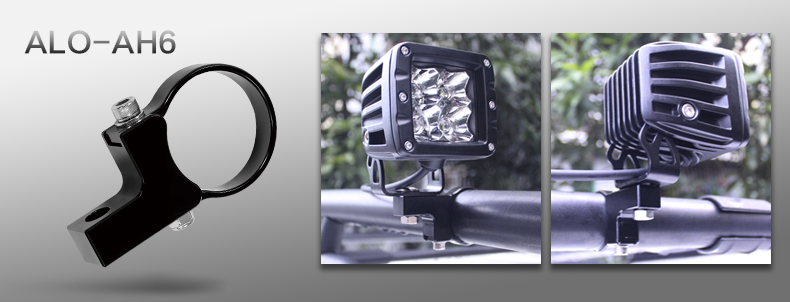 AURORA offroad High Quality LED Light bar light mount