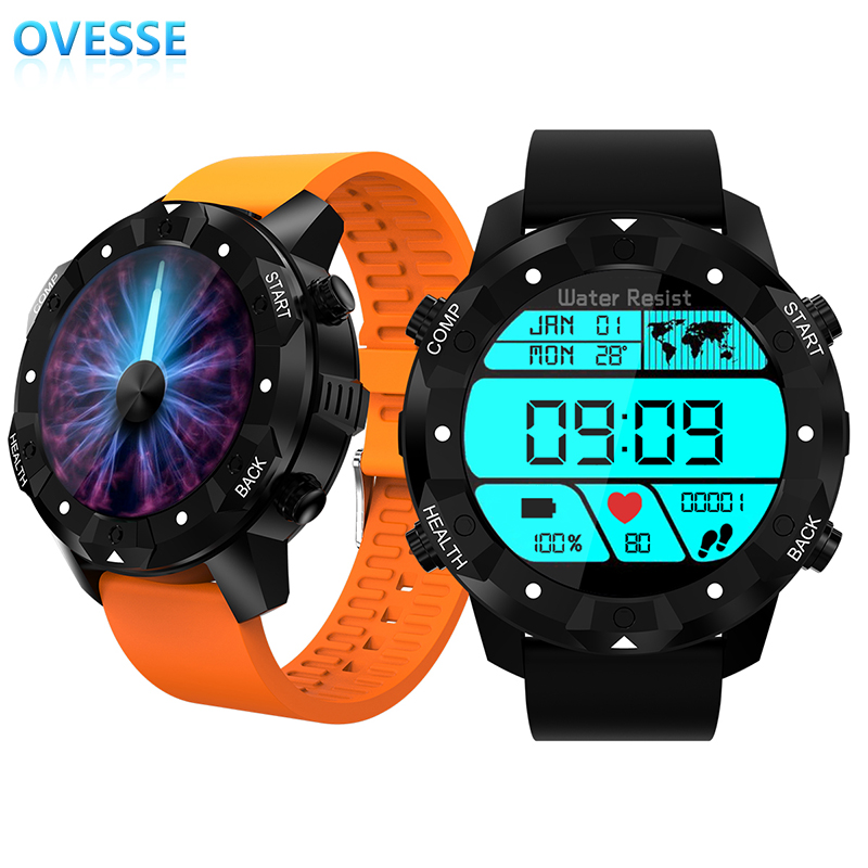 Online Shipping GPS CE Rohs smartwatch MTK6580 1G+16GB wifi smart watch android phone