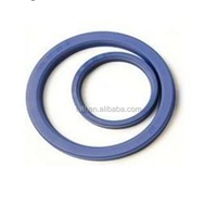 Agriculture molded silicone rubber seals