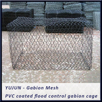 hexagonal wire mesh/hexagonal wire netting/gabion mesh