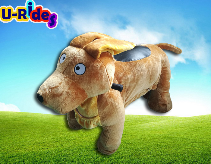 Coin operated Kangaroo Animal car Amusement Rides for shopping mall use