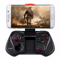 Telescopic iPega Mini Bluetooth Controller gamepad for PC with Android iOS for iPhone iPad Samsung
