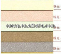 High Quality Pearl Metallic Paper