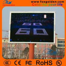 Outdoor DIP P10 PH10 RGB 32x16 320x160mm Full Color LED Module Display with CE&RoHS Compliant