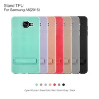 Case For Samsung, Anti Shock Strong Protect Soft TPU Phone Case For Samsung A5