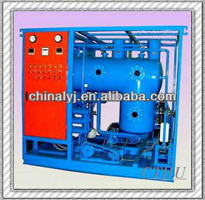 Refrigerant Oil Treatment Machinery/refrigerant oil dryer