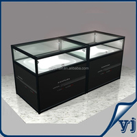 Glass Display Case and Boutique Glass Display Cabinet