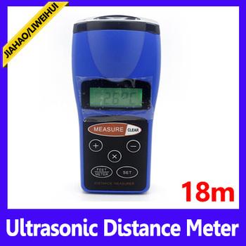 18M Laser level class II laser measuring tools ultrasonic distance meter