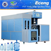 Bottle Application and PET Plastic Processed 5 gallon semi-automatic blow moulding machine(L-BS511)