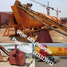 China sell CE 2-3ton per hour sawdust/ biomass/wheat straw/ corn stalk rotary dryer