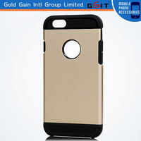 [GGIT] Hot TPU PC Mobile Phone Case for iPhone 6,Popular for iPhone 6 Cell Phone Case
