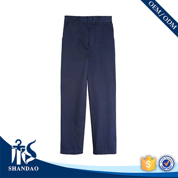 Guangzhou Shandao Summer Women Straight Leg Cotton Fashion chino pants