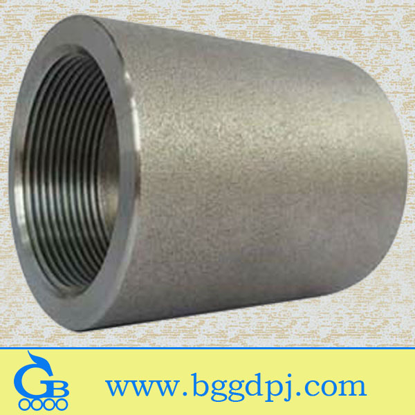 carbon steel NPT threaded coupling dimensions