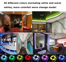 DIY Christmas Holiday Home Kitchen Car Bar Indoor Party Decoration 5050 RGB LED Strip