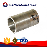 stainless steel water pump shaft sleeve for industry