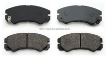 SDCX automotive brake pad
