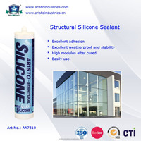 Aristo Neutral Cure Structural Liquid Silicone Sealants for Stainless Steel / Silicone Sealants Tube / Sealants Silicone