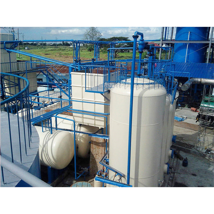 Industrial Filtration lube oil recycling distillation equipment