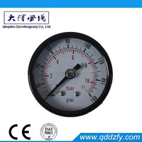 lpg gas level measure pressure gauge