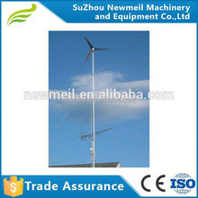 home electricity generation PMG magnetic 600W 24Vwind turbine generator