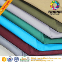 100% cotton twill 240gsm Flame Retardant Cotton Fabric for fire Safety