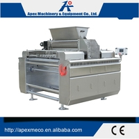 Commerical Automatic best biscuit making cookie wire cutting forming machine