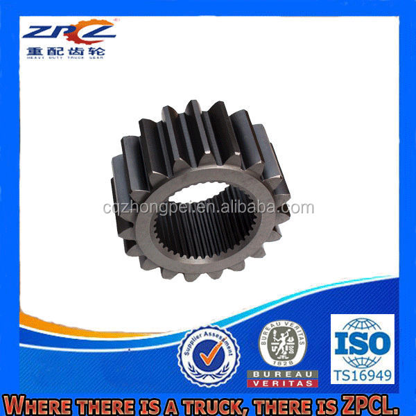 Made In China ISO/TS16949 Certified Steel Material Spare Parts For Various Trucks And Autos