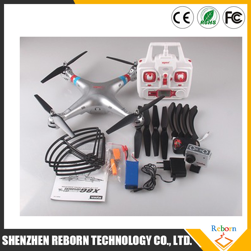Professional Quadcopter Syma X8G 2.4G 6 Axis Gyro 4CH RC Toy Drone With 8MP Camera