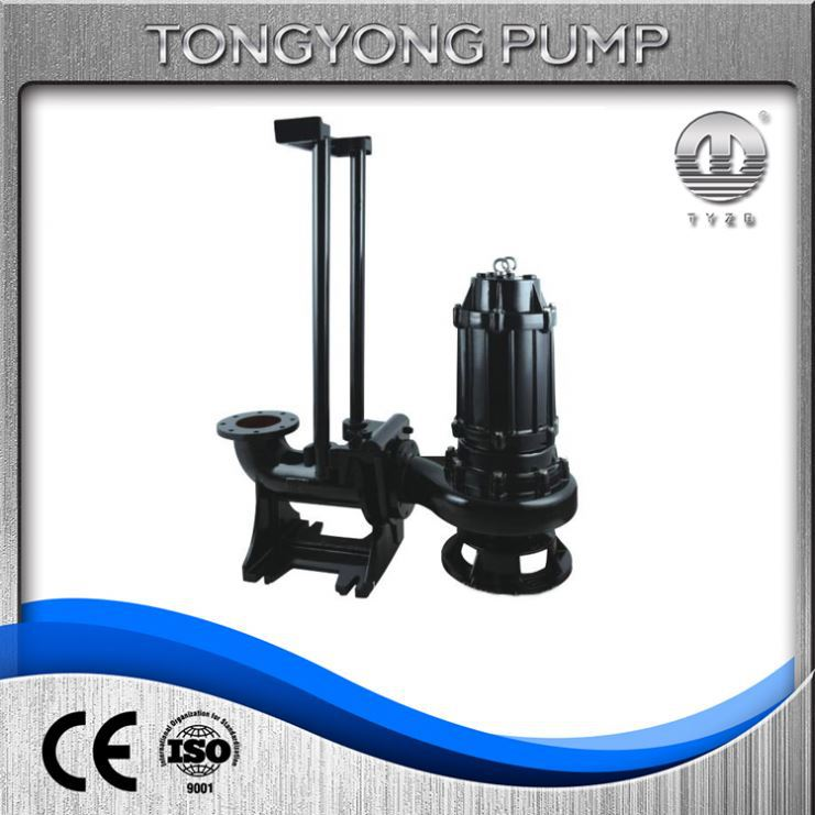 electric water submersible centrifugal common sewage pump