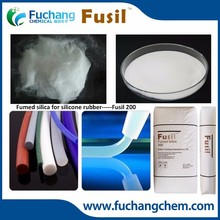 Nano grade raw materials fumed silica Cas No:7631-86-9 with low price