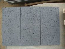 natural lava basalt stone honed finished