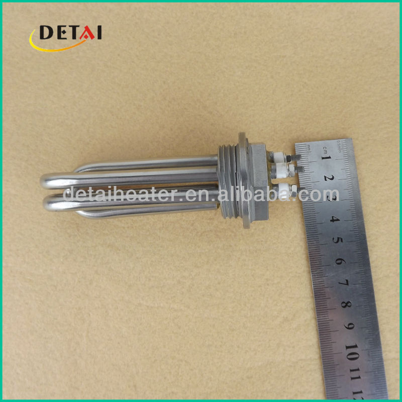 Hottest Low Watt Screw Plug Immersion Heaters