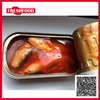 Canned Style and KOSHER,HACCP,ISO,HALAL Certification canned sardine in tomato sauce with chili