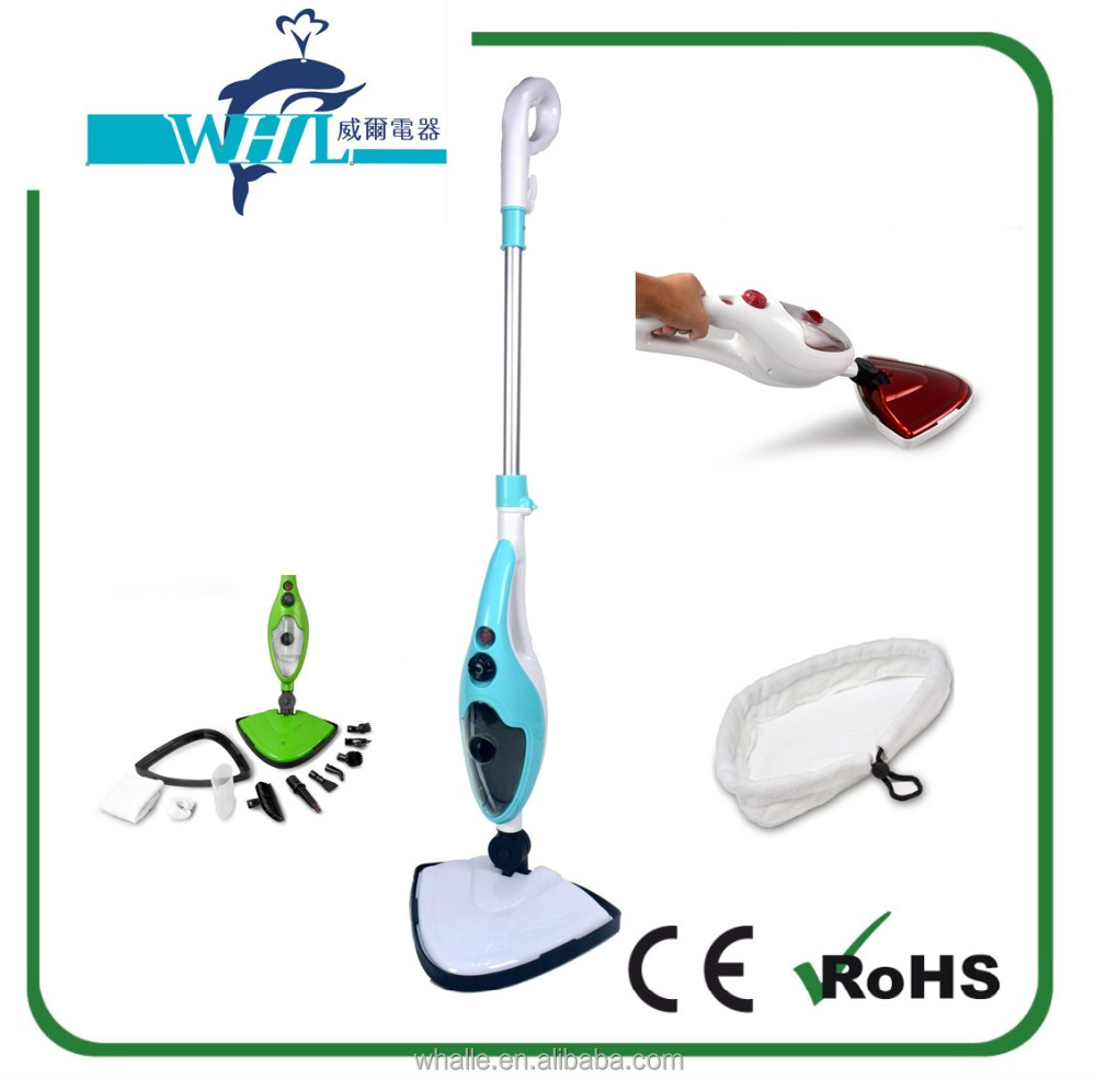WHALLE WHL-802 X5 Steam mop 5in1 multifuntion steam mop electric steam mop