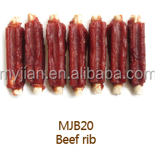 healthy dog treat beef rib brands and private label dog training treat dog snack