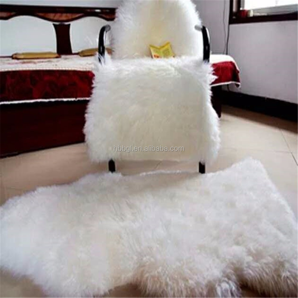 2ft x 3ft 3ft x 5ft 4ft x 6ft e Faux Sheepskin Rug Long Faux Fur Blanket Decorative Blankets For Bed Carpet Floor Mat Rugs