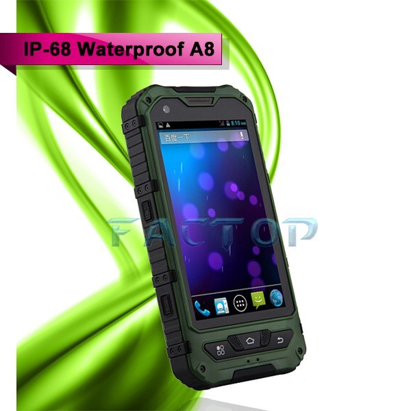 Discovery A8 Android Cell Phone 4 Inch Touch Screen Dual Core 3G