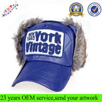 Fashion Women Men Custom Winter Baseball Cap/Hat High Quality Embroidery Baseball Cap