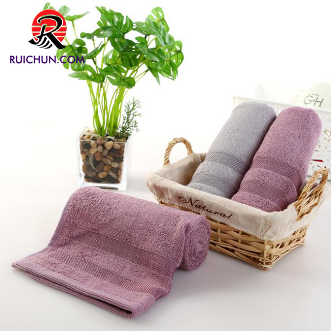 2018 new custom dobby eco bamboo face <strong>towels</strong> made in turkey
