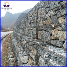 Strong PVC Coated Galvanized Maccaferri Gabion For Sale