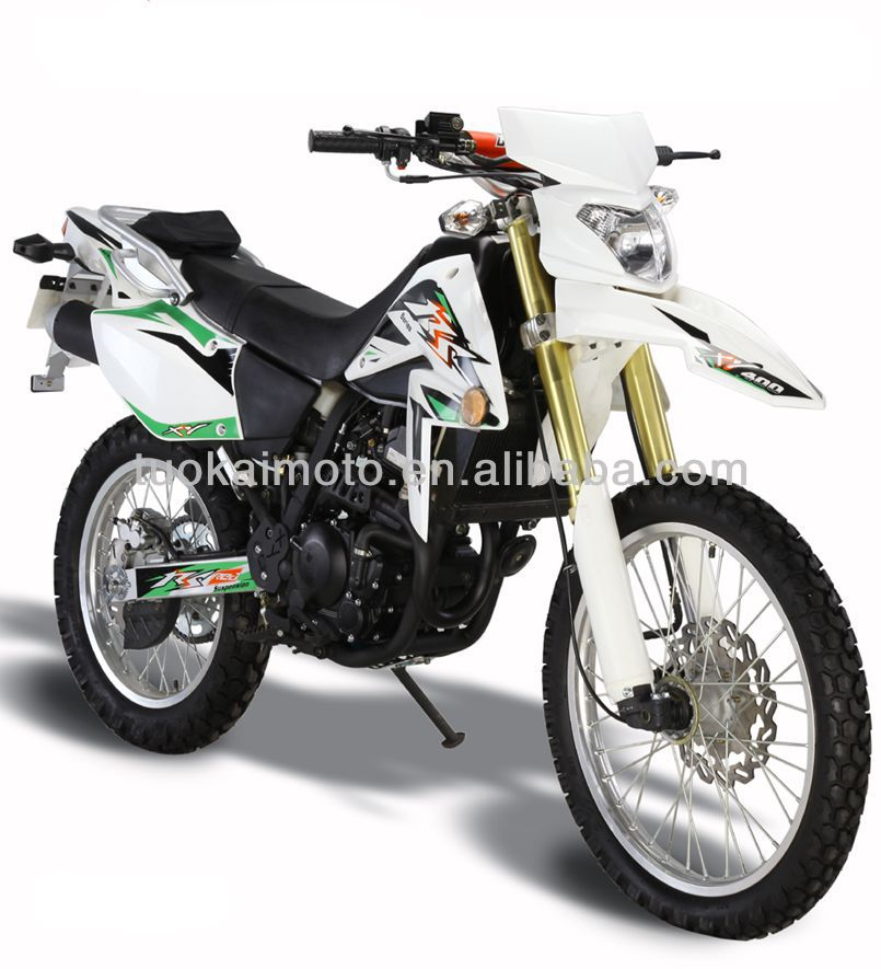 Popular 400cc Euro3 Dirt Bike/400cc on-road bike/street bike(TKD400Y)